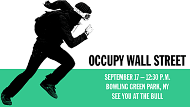 September 17, 2011: Occupy Wall Street: Day Of Rage