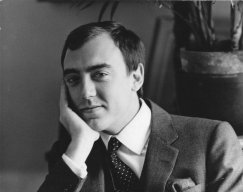 Mart Crowley in 1969. Photo by Dominick Dunne