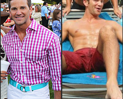Self Loathing GOP Closet Case Aaron Schock's Naked Pics Leaked Online