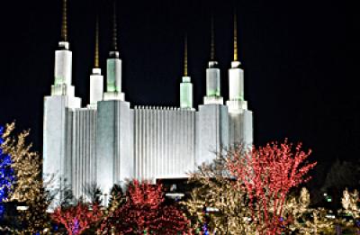 Mormon remple