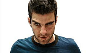 Zachary Quinto sexy naked I wish