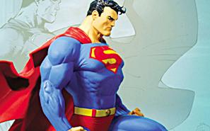 superman gay card