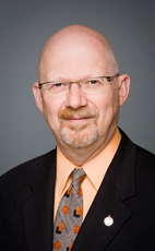 NDP MP Randall Garrison, sponsor of Bill C-279