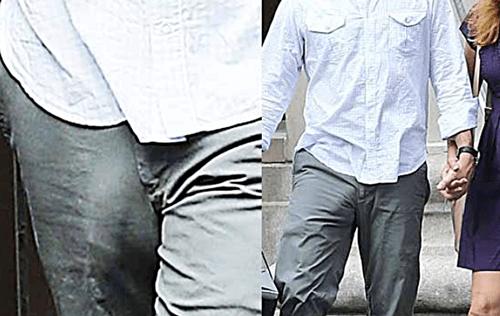 John Hamm bulge