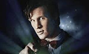 Matt Smith leaving Dr. Who