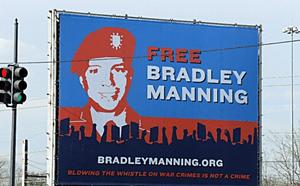 Bradlee Manning Nominated for Nobel Peace Prize