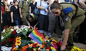 Tel Aviv Gay Youth Center Shooting