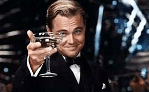 Leo DiCaprio The Great Gatsby