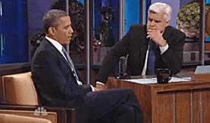 President Obama Jay Leno