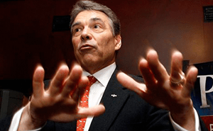 Rick Perry Hypocite