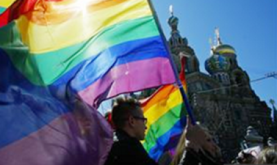 Sochi Russia gay