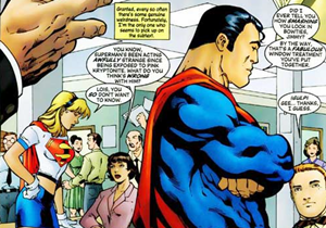 Superman Goes Gay