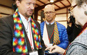Gay Pastor