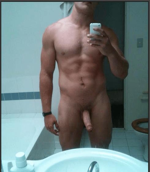 George Burgess naked