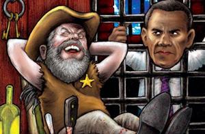 Ted Nugent Obama