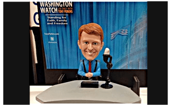 Tony Perkins Bobblehead