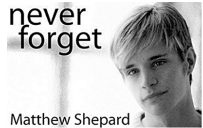 After 20 Years The Remains Of Matthew Shepard Are To Be Put To Rest