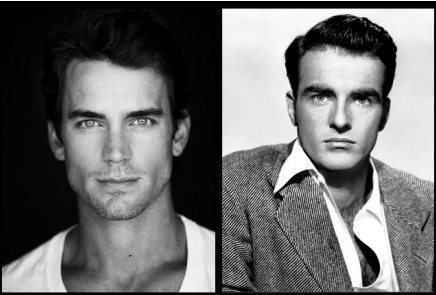 Matt Bomer Monty Clift