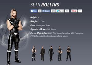 Seth Rollins 2