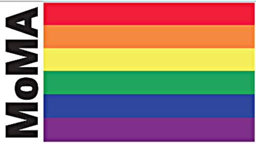 PRIDE - NYC's Museum of Modern Art To Add Gilbert Baker's Rainbow