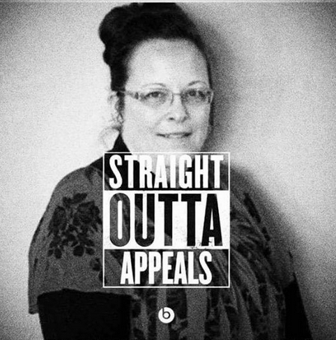 Davis straight outta appeals