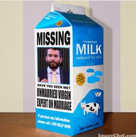 Ryan T Anderson  Missing NOM
