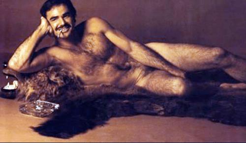 Burt Reynolds Regrets Doing Nude Cosmo Centerfold