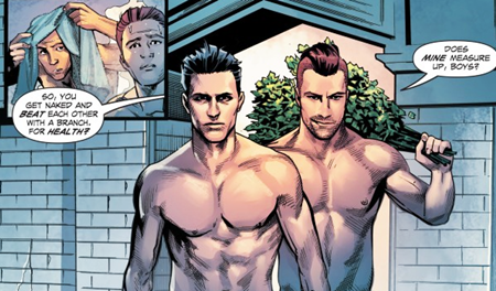 DC Comics Cancels Only Gay Superhero Comic Series Midnighter