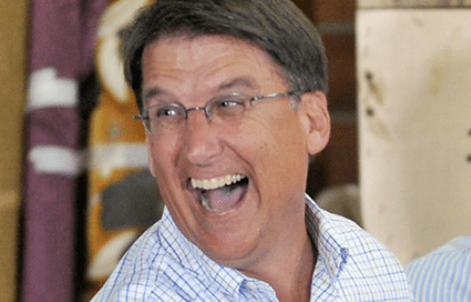 Ex NC Governor Pat McCrory Whines About What A Hard Time He Is Having Finding Work Because Of HB2