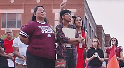 Orlando Victims Vigil Sidetracked By BLM Activist At University of Missouri