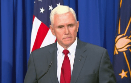 Mike Pence To Be Trumps VP Running Mate