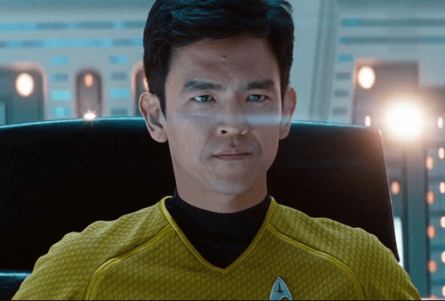 Star Trek Beyond. Mr. Sulu Is Gay