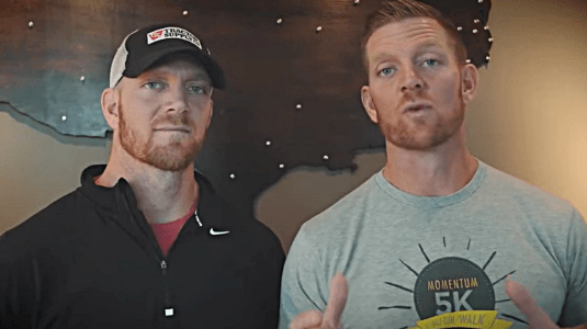 "North Carolina's Anti-Gay Benham Bros Talk Gay Sex, Daddy Issues, and ""Depraved Minds"" - Audio"