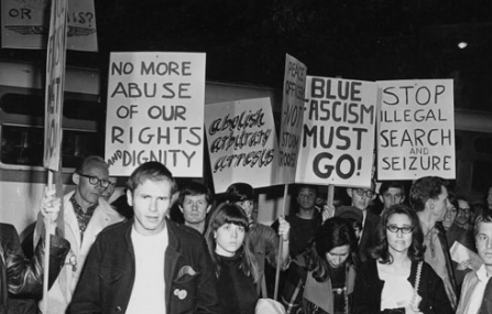 50th Anniversary - February 11, 1967: Large Gay Protest Happens At The Black Cat Tavern n L.A.