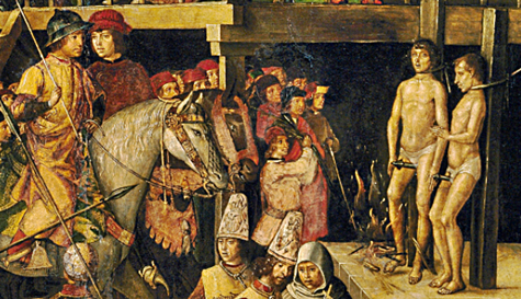 Today In Gay - May 7. 1365: 15 Year Old Giovanni di Giovanni Tortured and Killed For Sodomy