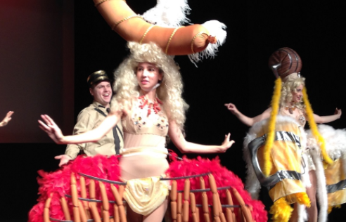 "Philly Drag Queen Slammed for Performing ""Springtime for Hitler"" Musical Number at Gay Bar"