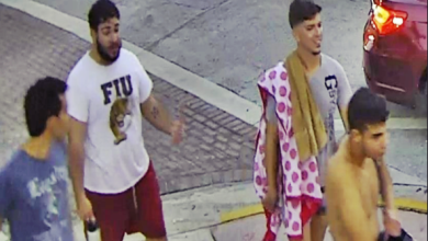 2 Men Gay Bashed After Miami PRIDE Festival. Police Search For 4 Suspects- VIDEO