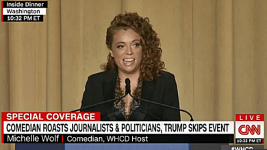 Michelle Wolf Destroys Sarah Huckabee Sanders At The White House Correspondents Dinner [Video]