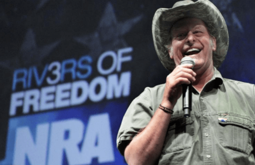 Ted Nugent Doubles Down On Disgusting Parkland Kids Comments, Says He's A Victim of Liberal Hate Speech