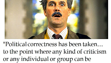 Now For Something Completely Different: John Cleese Speaks His Mind On Political Correctness