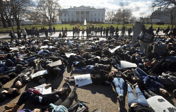 LGBT Die-In Protest Scheduled at The National Mall