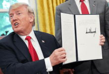Trump Signs Executive Order to Counter Own Policy of Separating Families at Border