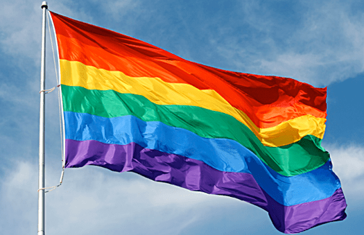 Appeals Court Dismisses Lawsuit Against Congressman's Displaying of Gay Pride Flag