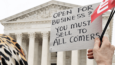 Supreme Court Rules In Favor of Anti-Gay Baker. Reactions. and Read The FULL SCOTUS RULING