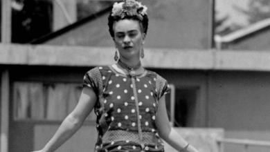 Gay History: Mexican Artist Frida Kahlo (July 6, 1907 – July 13, 1954)