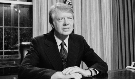 Former President Jimmy Carter: 'I believe that Jesus would approve of gay marriage'