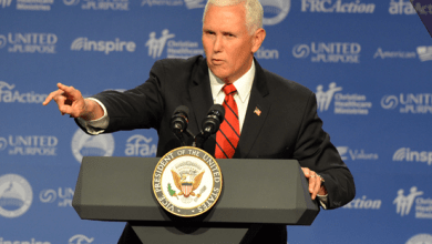 "Mike Pence Speaks at FRC Hate Group's Values Voter Summit, Touts ""Religious Freedom"" - VIDEO"