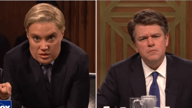 WATCH: SNL Brett Kavanaugh Confirmation Hearing Cold Open - VIDEO