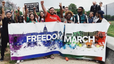 "10's of People Expected To March in the 2nd ""Ex-Gay"" Freedom March"