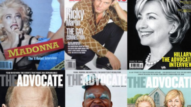 Owners Of OUT Magazine and the ADVOCATE Have Donated To Anti-LGBT Republicans
